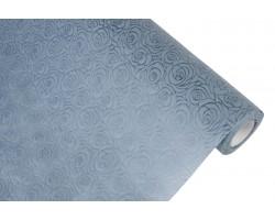Фетр с тиснением Эдем-Розы  50см*5м серый