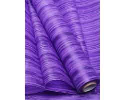 Фетр Полосы ламинированный 3D текстура 50см*10м фиолетовый