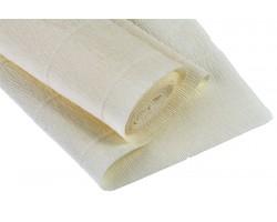 Бумага гофрированная простая 180гр 17A/1 кремовый