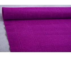 Бумага гофрированная простая 180гр 593 фиолетовая