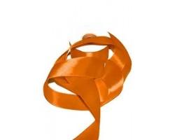 Лента атлас-сатин 38/35 3,8см*20м оранжевый