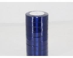 Лента декоративная 19мм*22м атлас одностор.темно-синий 5500010867836