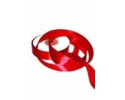 Лента атлас-сатин 20/20 2,0см*20м кроваво-красный