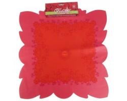 Салфетка CartaPack Эмели (упак.50шт) красный+оранжевый