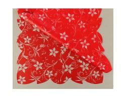 Салфетка CartaPack M1 Ботаника (упак.50шт) красный