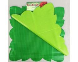 Салфетка CartaPack G2 Полоска (упак.50шт) салатовый+зеленый
