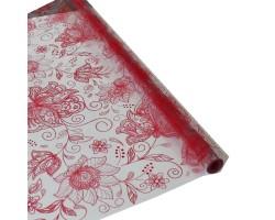 Пленка Lace 70см красный