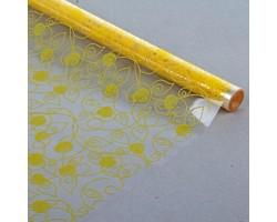 Пленка Dolce-vita 70см желтый