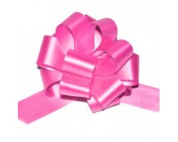 Бант шар 321/61 32мм однотонный розовый шт.