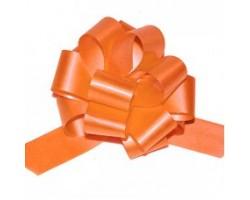 Бант шар 321/35 32мм однотонный оранжевый шт.