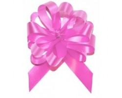 Бант шар 181/61 18мм однотонный розовый шт.