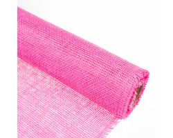 Сетка бумажная 50см*4,57м розовый