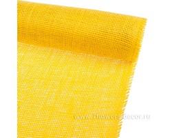 Сетка бумажная 50см*4,57м желтый