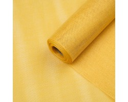 Лен искусственный 47см*4.5см желтый арт.64342/желтый