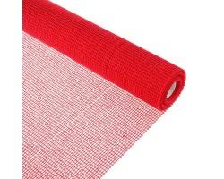 Упак.материал Джут микс 48см*9м red