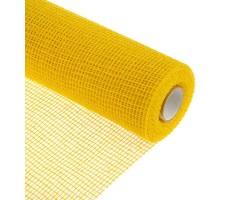 Упак.материал Джут 53см*4,57м желтый